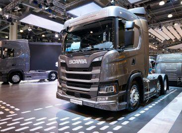 Scania Next Generation удостоена премии