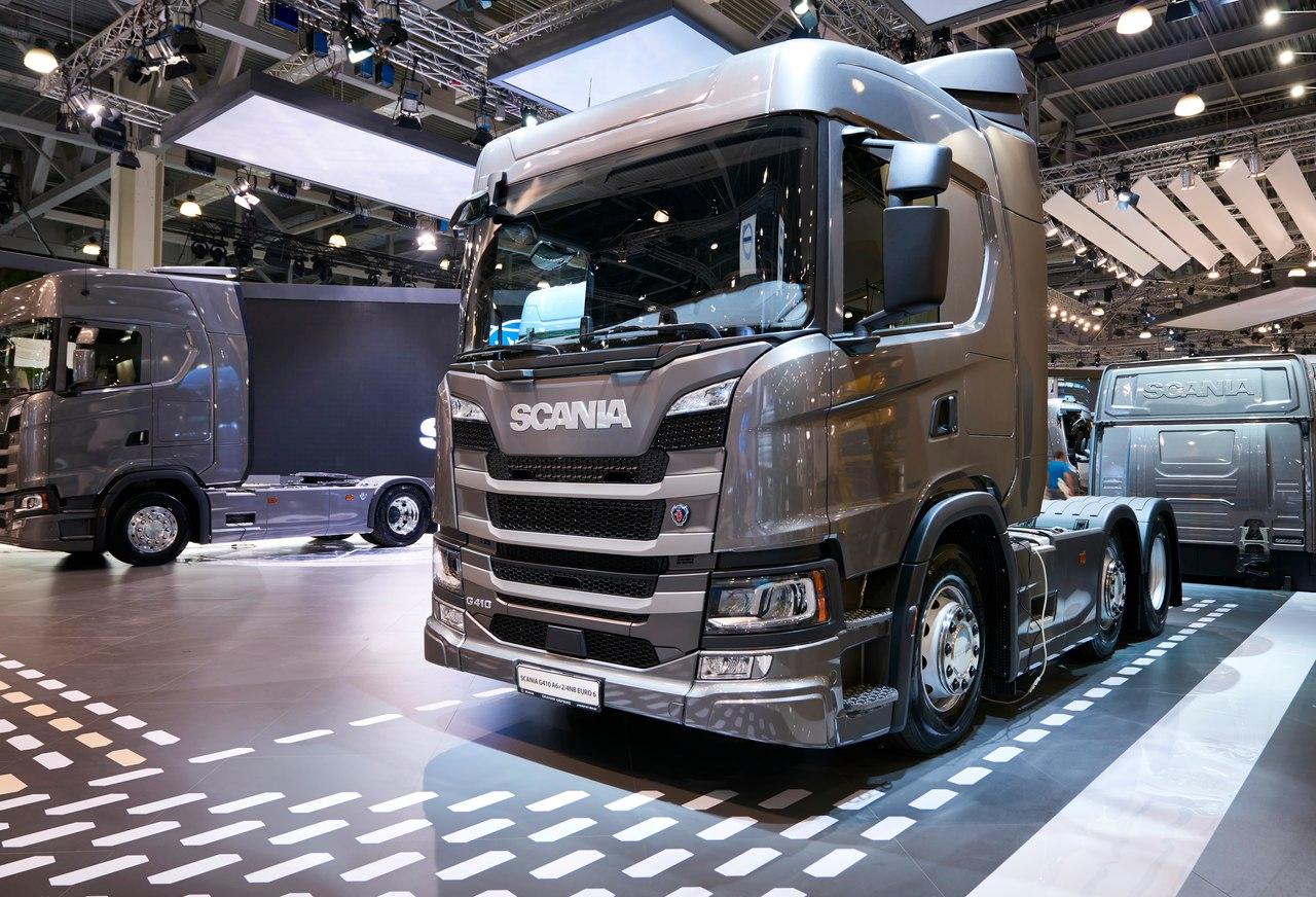 Scania COMTRANS