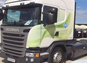 Газовые Scania будут работать на Volkswagen