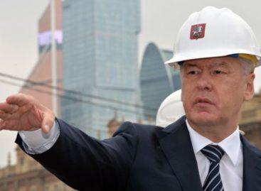 А Собянин снова решил баллотироваться на пост мэра столицы.