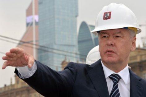 Собянин: Мы не боремся с автомобилистами