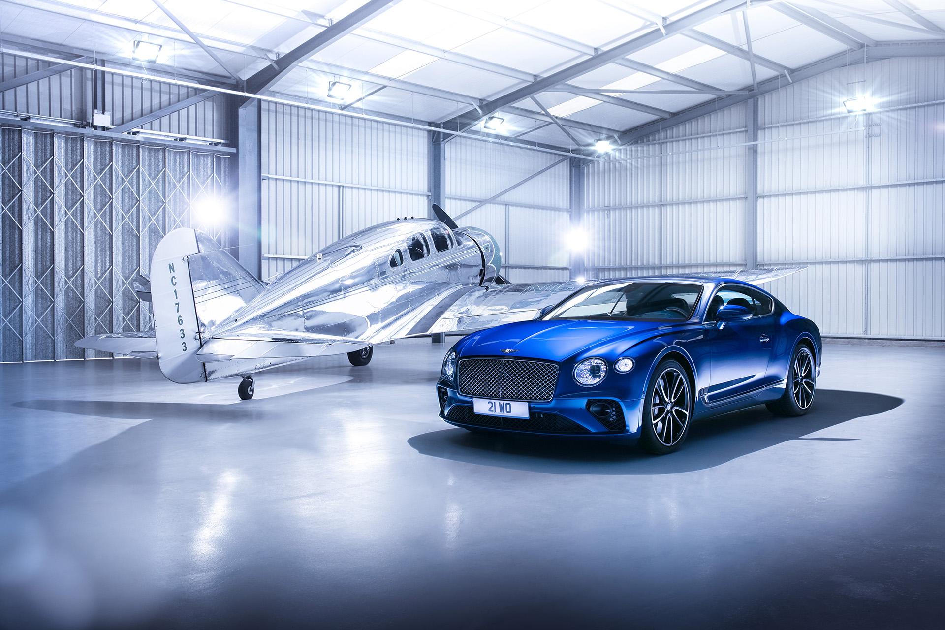 Bentley Spartan Executive
