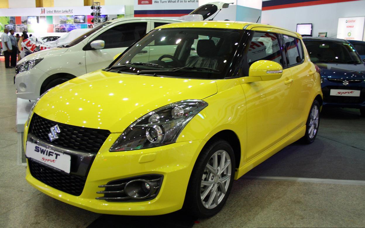 Suzuki SwiftSport
