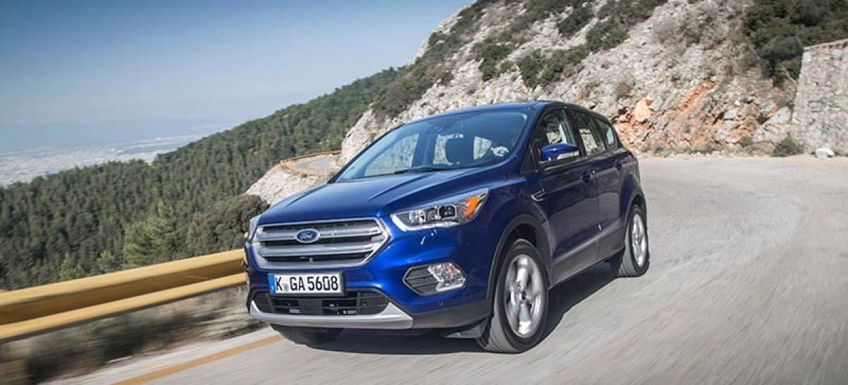Ford побеждает местных в Германии