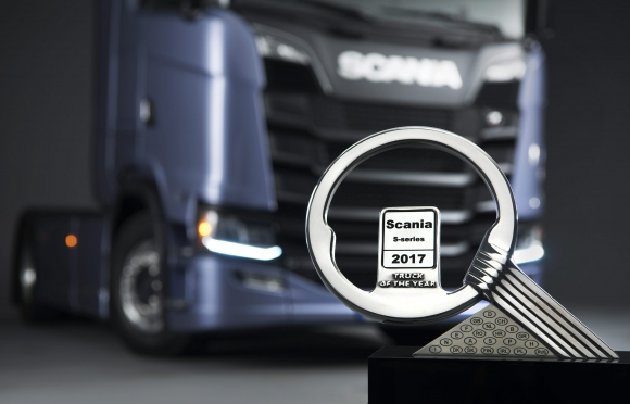 Truck of the Year 2017 Scania