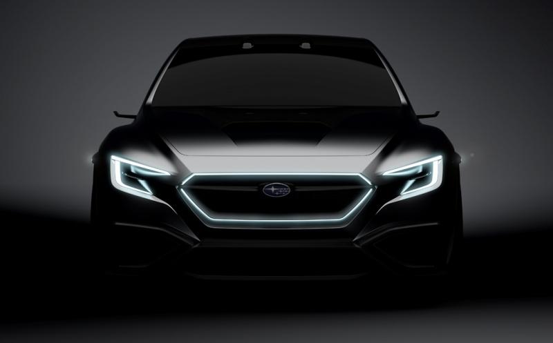 SubaruViziv Performance Concept
