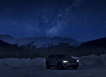 Видеоролик Volkswagen Tiguan завоевал бронзу