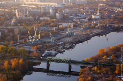 На главной улице Москвы появилось новое пересечение дорог