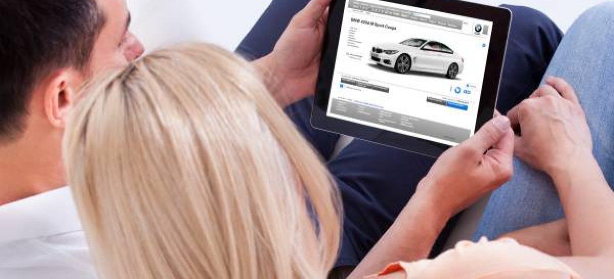 Россияне при покупке автомобиля изучают интернет