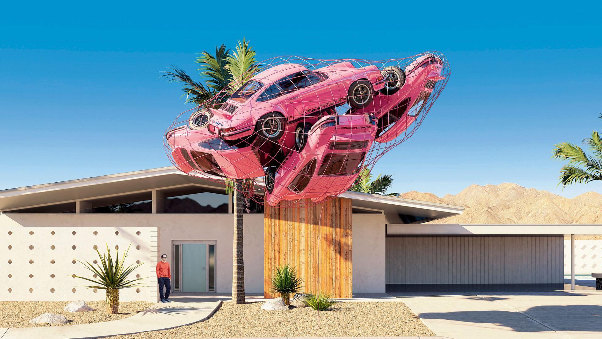 Porsche Digital и умный дом home-iX