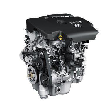 Дизельный двигатель Toyota RAV4