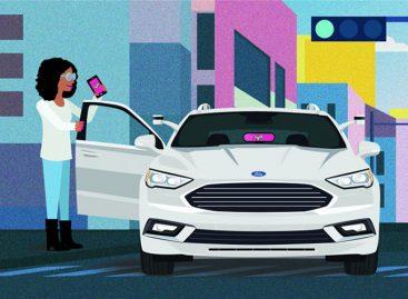 Ford и Lyft будут продвигать беспилотные такси