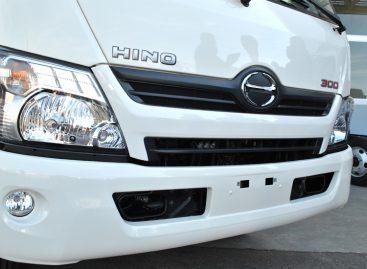Hino отзывает более 5 тысяч грузовиков