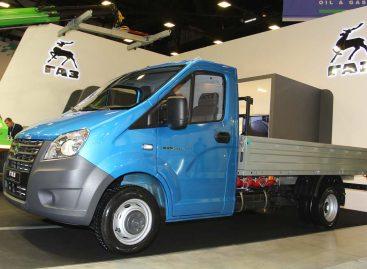 Презентован новый автомобиль «ГАЗель Next 4.6»