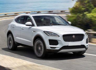 Jaguar Land Rover привезет в Россию три новинки