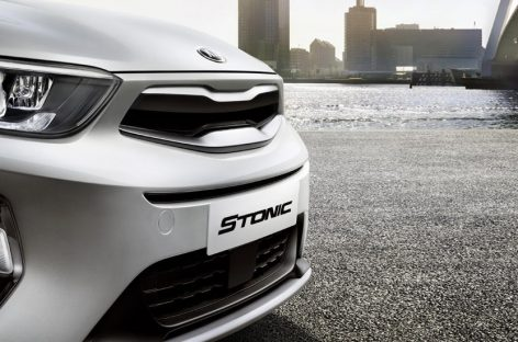KIA Stonic – важный игрок в сегменте B-SUV