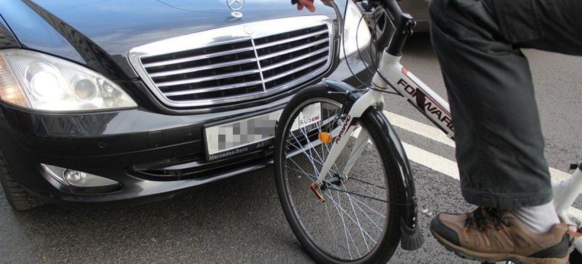 Новые поправки в ПДД добавят прав велосипедистам