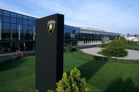 Lamborghini тестирует очередной суперкар