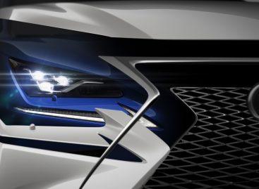 Премьера Lexus NX