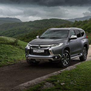 Mitsubishi планирует выпустить новый Pajero