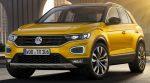 Volkswagen T-Roc 2018 уже в продаже
