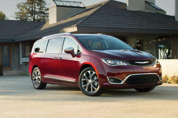 Мама дорогая: Тест-драйв нового Chrysler Pacifica