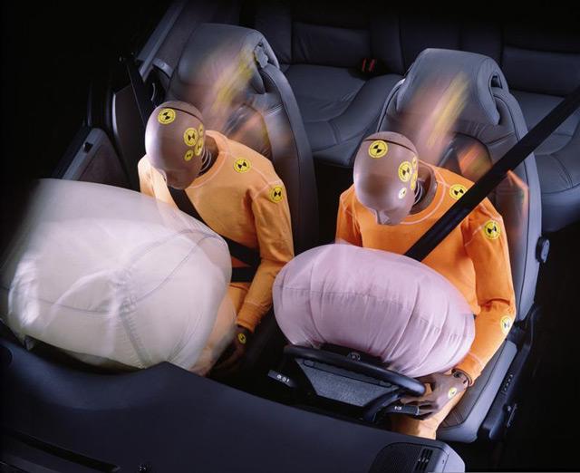 подушки безопасности