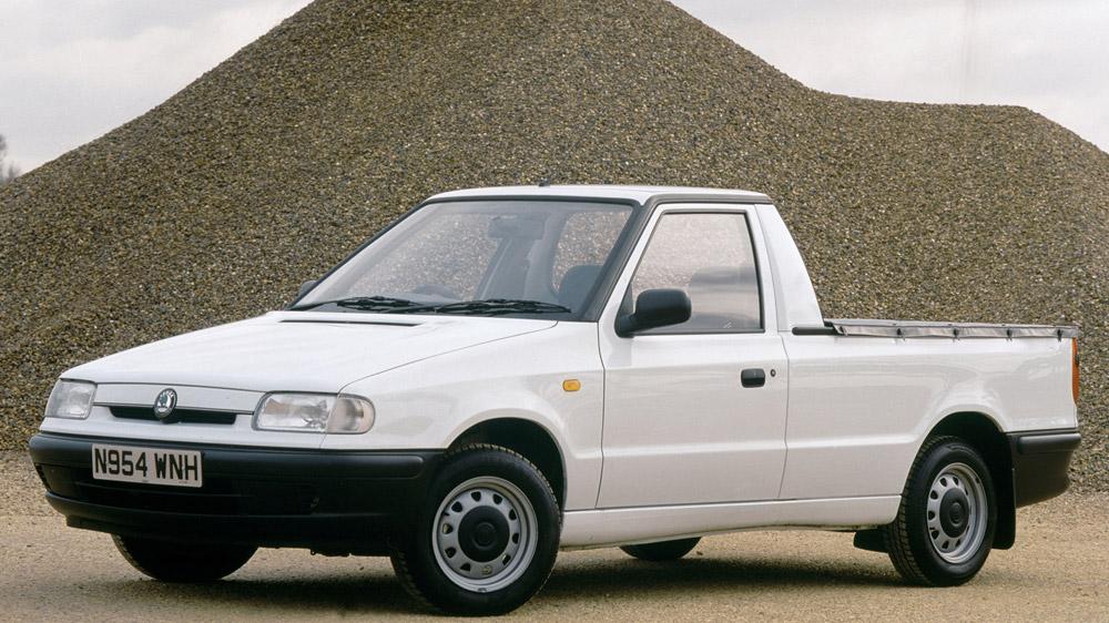 Škoda Pick up