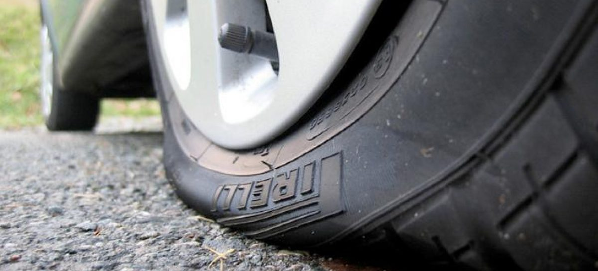 Штраф за замену колеса