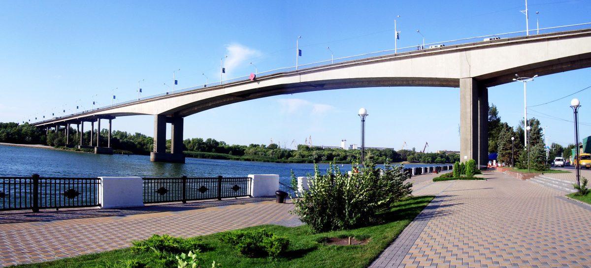 Мост через Дон открыт