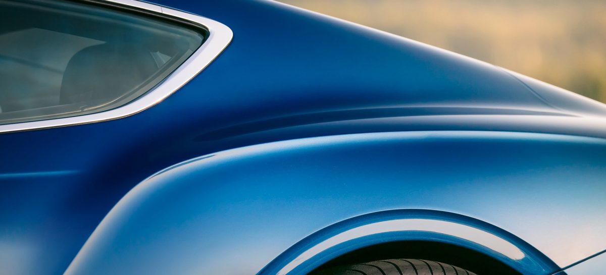 Новый Continental GT