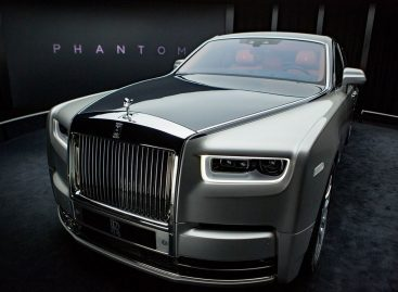 Rolls-Royce выпустит электрокар