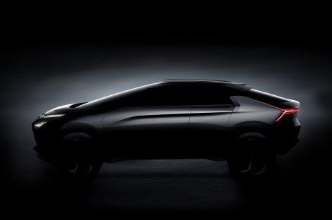 Премьера Mitsubishi e-evolution