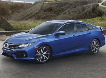 Объявлена цена на Honda Civic 2018 в кузовах седан и купе