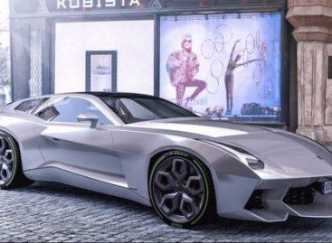 Lamborghini Shooting Brake — вряд ли…