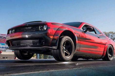 Dodge Challenger будет представлен на SEMA2017