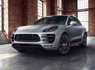 Porsche представил новый внедорожник