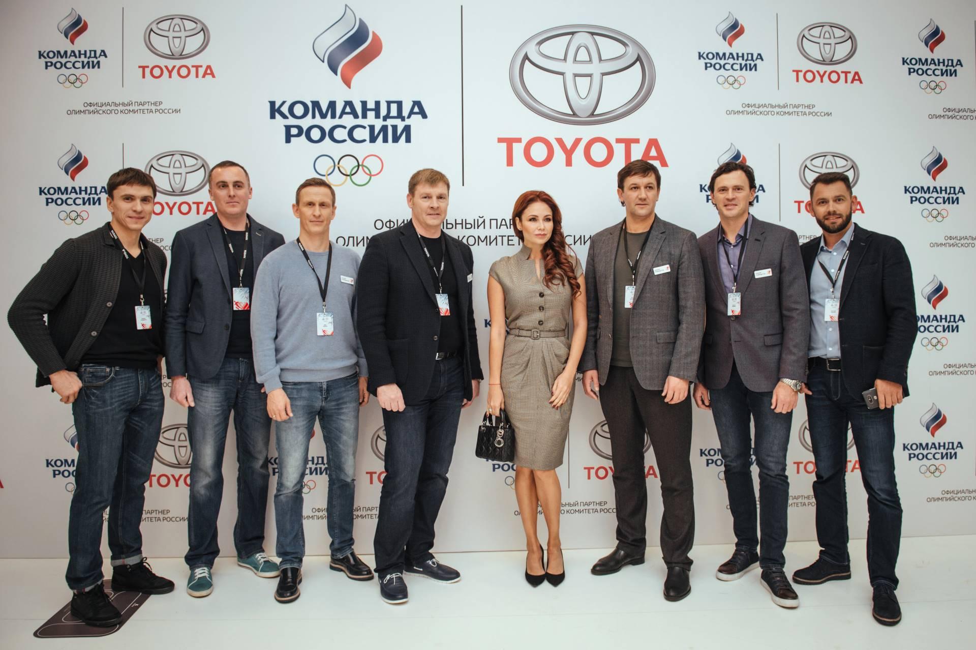 Члены жюри Toyota Challenge Cup