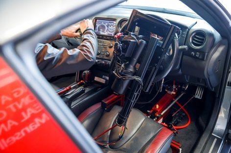 Дистанционно управляемый автомобиль