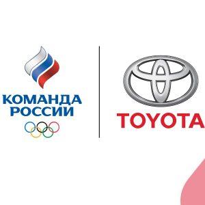 Контракт Toyota с МОК заключен на 8 лет
