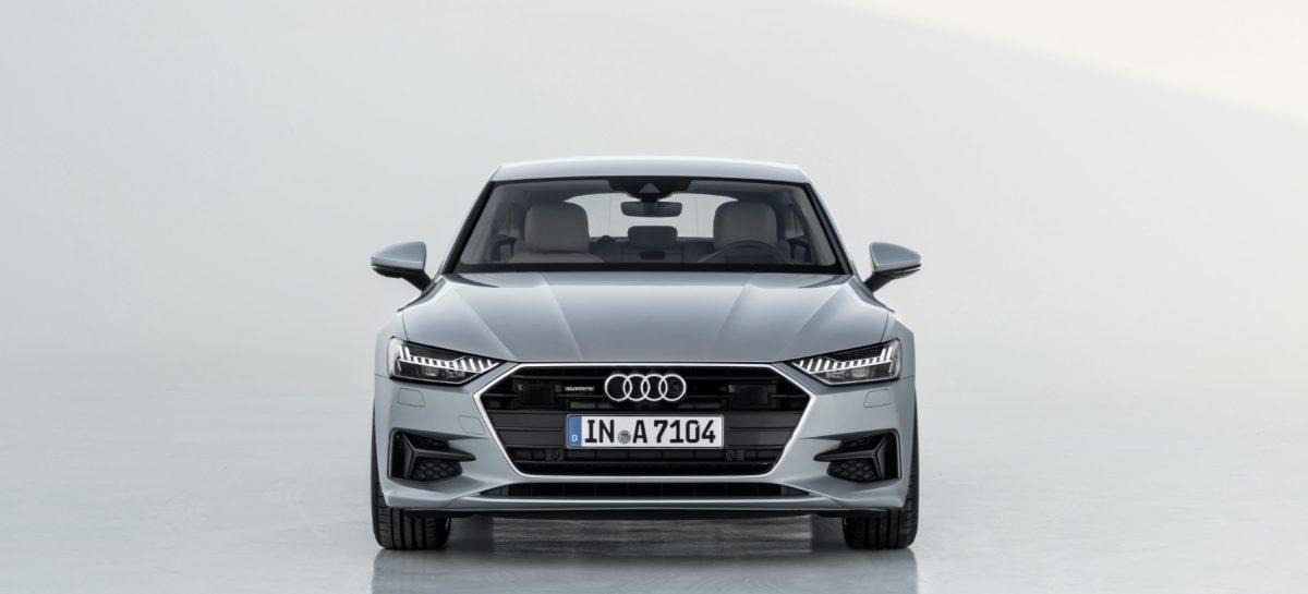 В Германии отзовут 127 тысяч автомобилей Audi