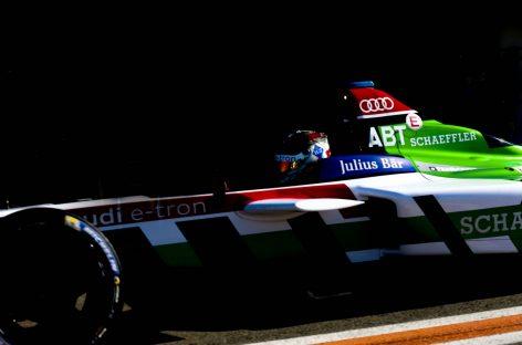 Audi показал отличные результаты в Formula E