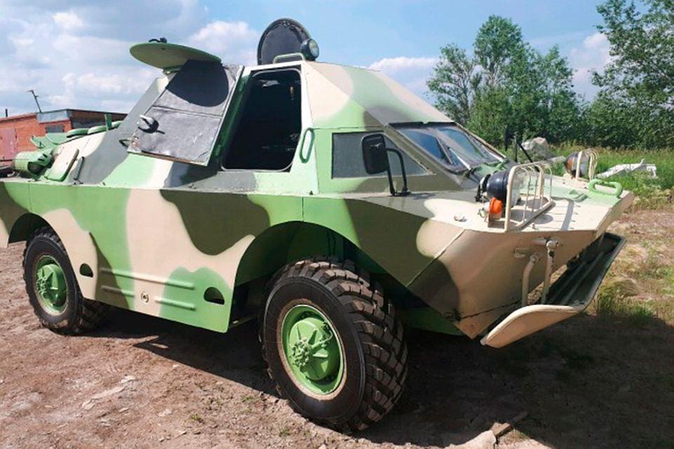 БРДМ-2