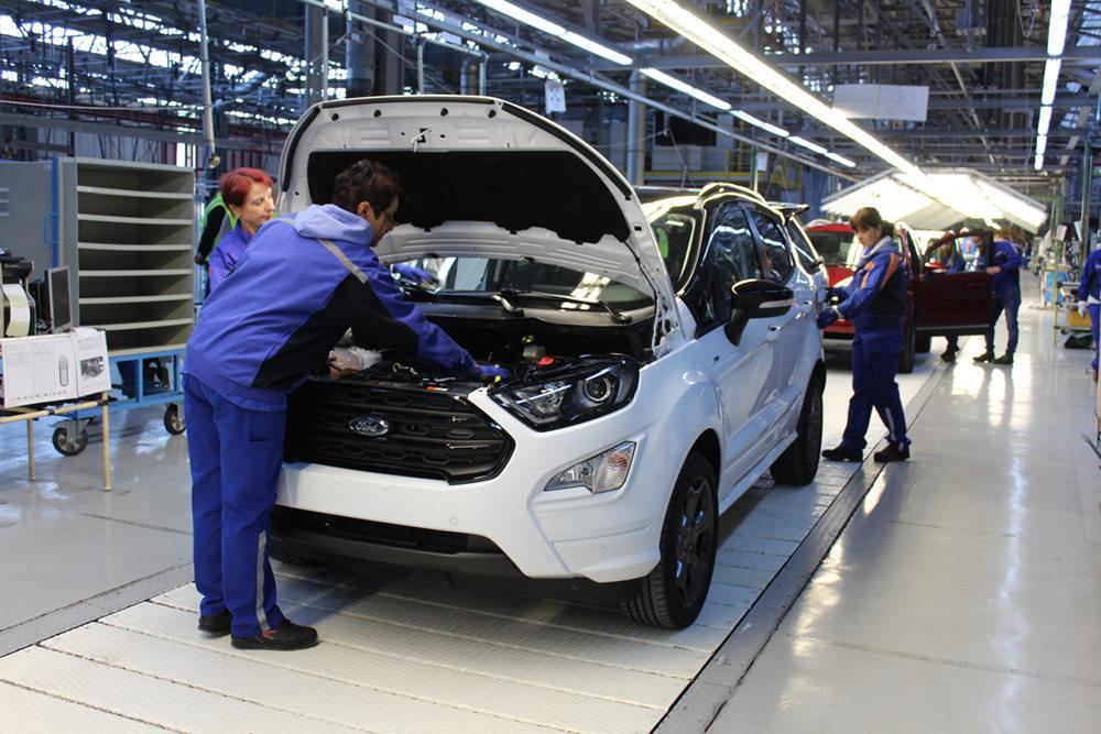 Ford EcoSport Romania