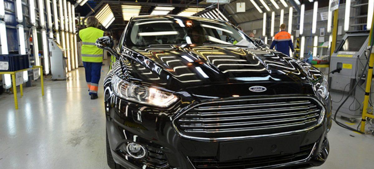 Ford отзывает седаны Mondeo