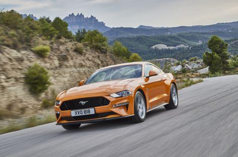 Решение инженера улучшило управляемость Ford Mustang