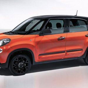 Россияне не смогут купить новую модель Fiat 500L в версии City Cross