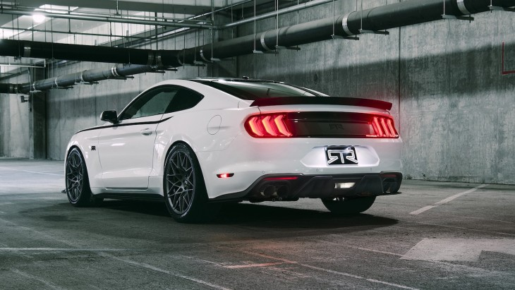 Ford Mustang GT by RTR Vehicles