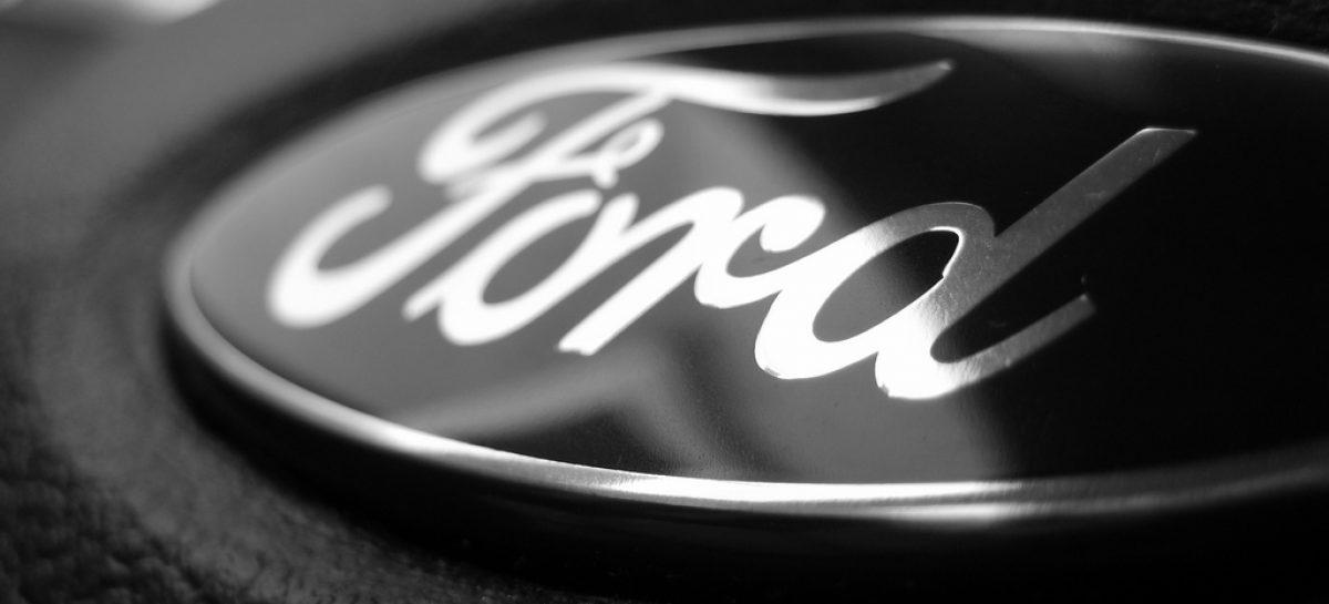 В Сеть попали фотографии неизвестного пикапа Ford