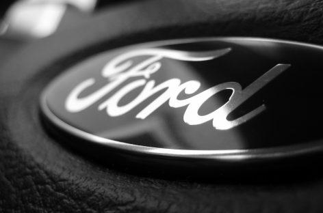 Юбилейный Ford Transit